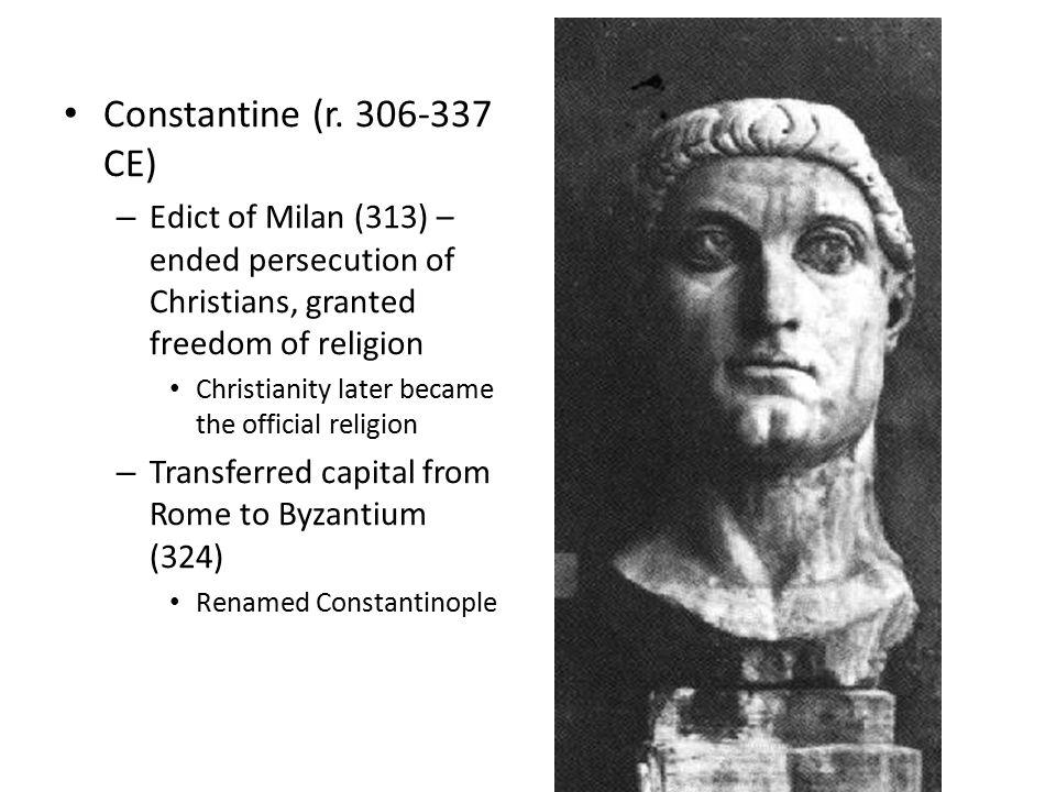 Constantine (r.