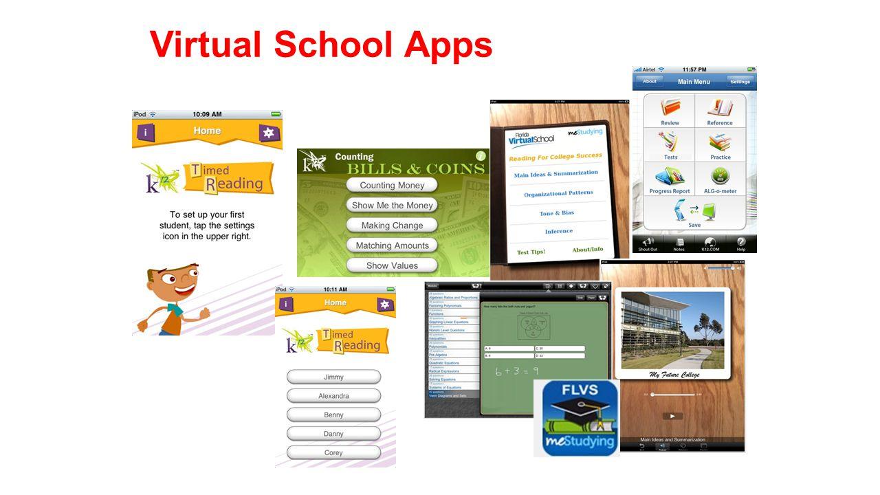 Virtual School Apps