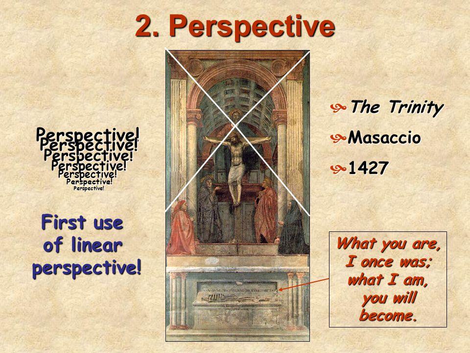 2.Perspective Perspective. Perspective. Perspective.