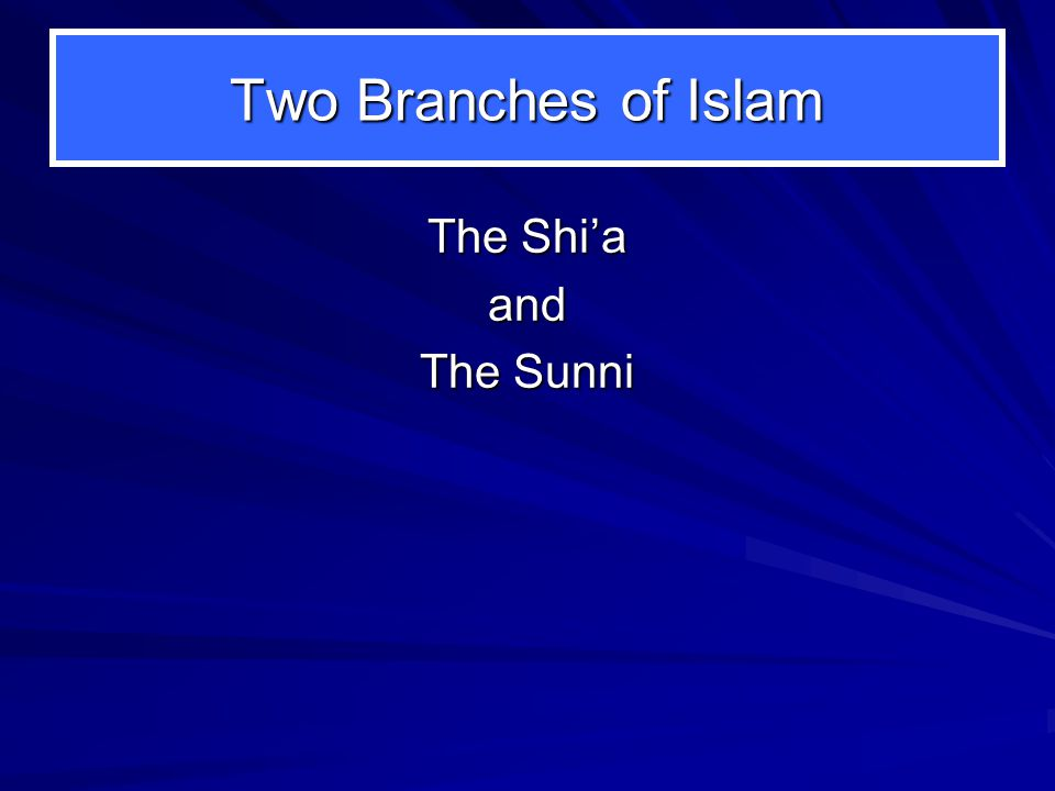 Hold to Identity 1. Islamicly: a. Sunni b. Shi'a 2. Culturally: a. Habits, ethics, and Morality 3. Nationality: a. Language b. Education