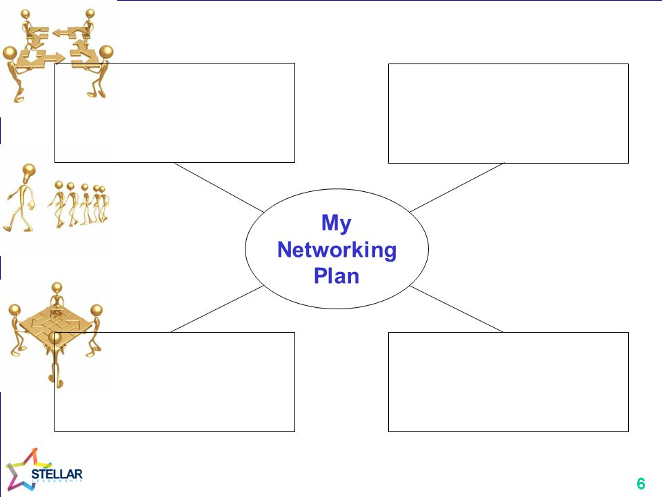 6 My Networking Plan