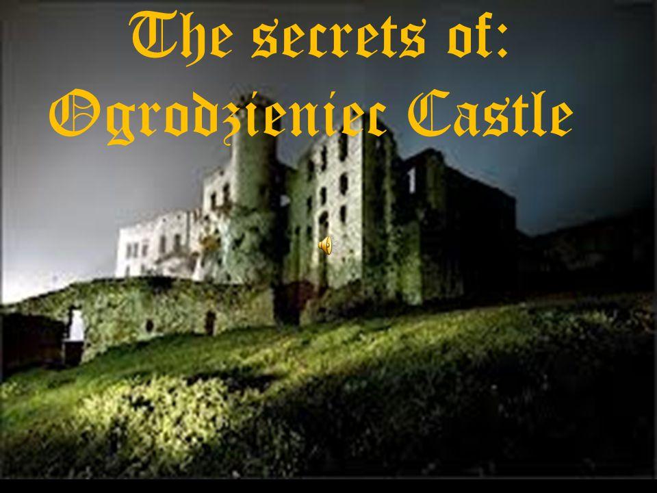 The secrets of: Ogrodzieniec Castle