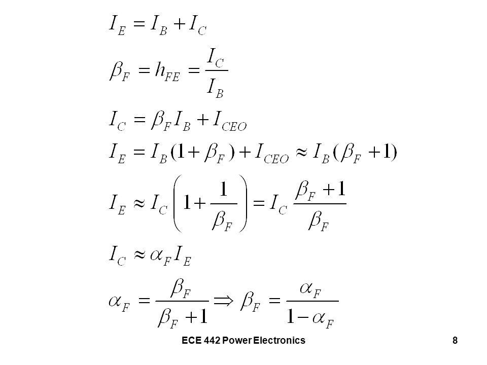 ECE 442 Power Electronics39