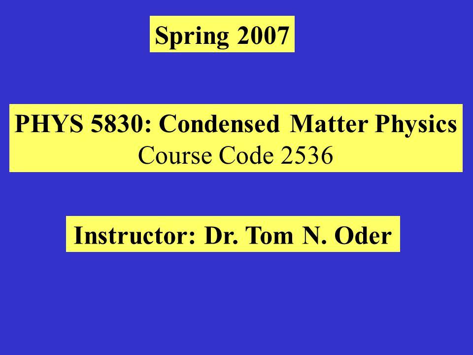 Dr.Tom N.