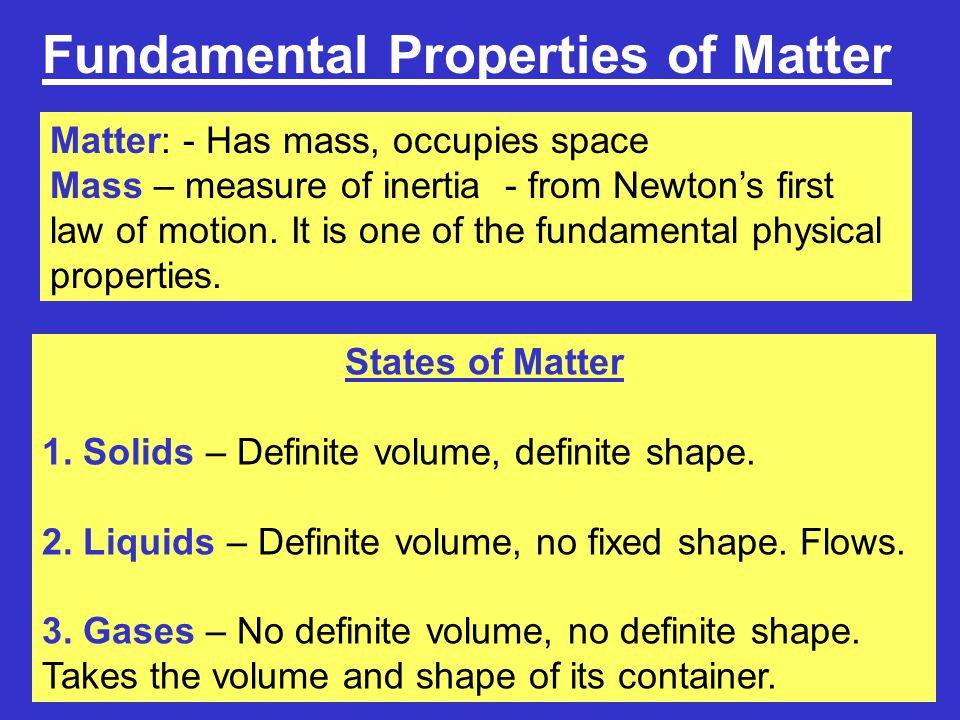 Regarded as fourth state of matter.No definite volume, no definite shape.