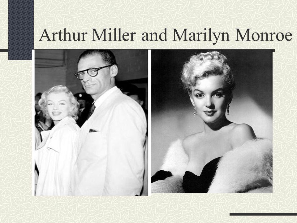 I. Arthur Miller 1. His Life: 1915.