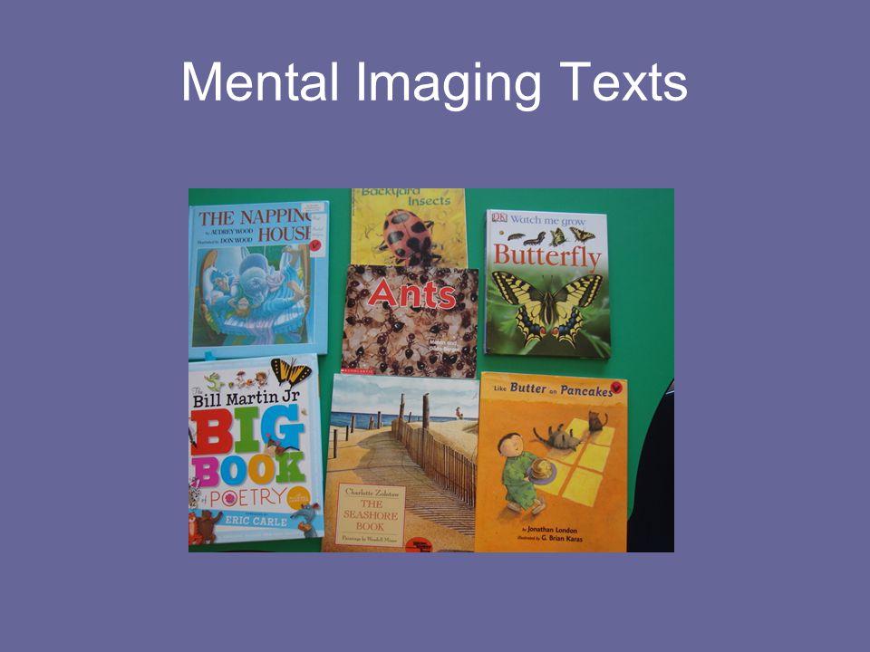 Mental Imaging Texts