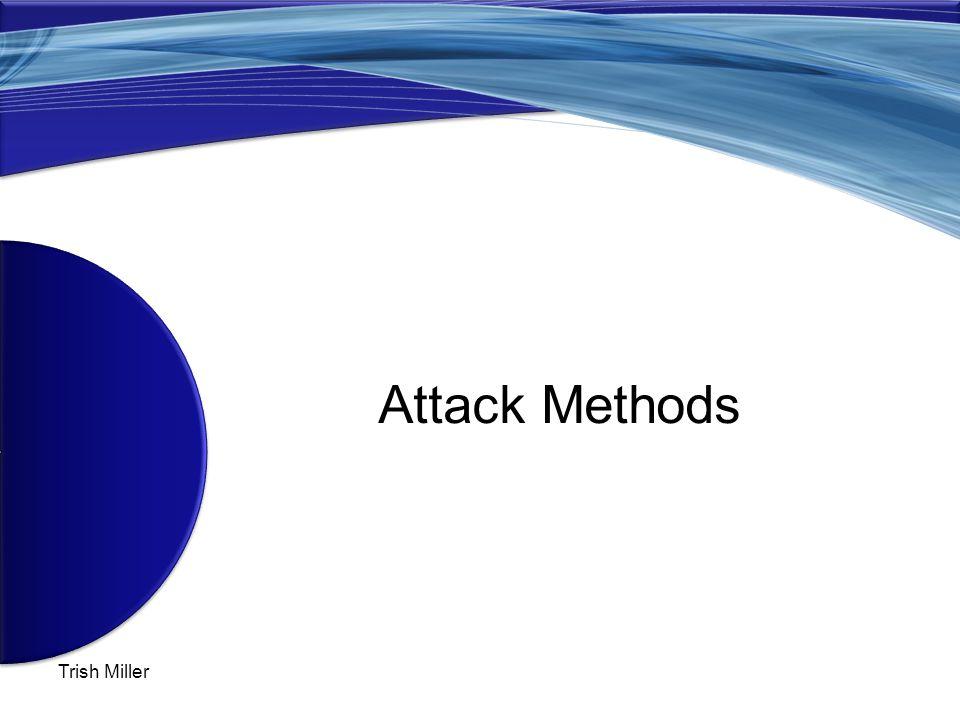 Trish Miller Attack Methods