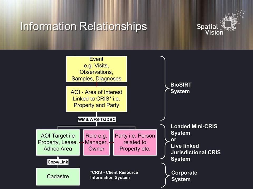 Information Relationships