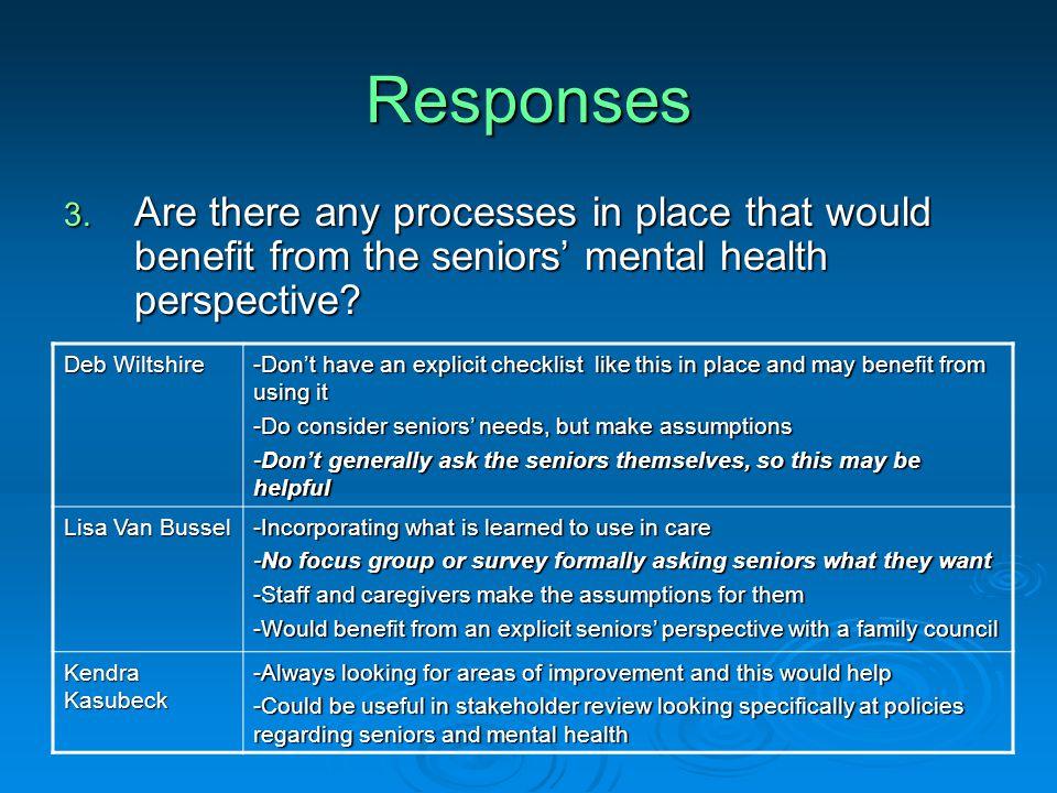 Responses 3.
