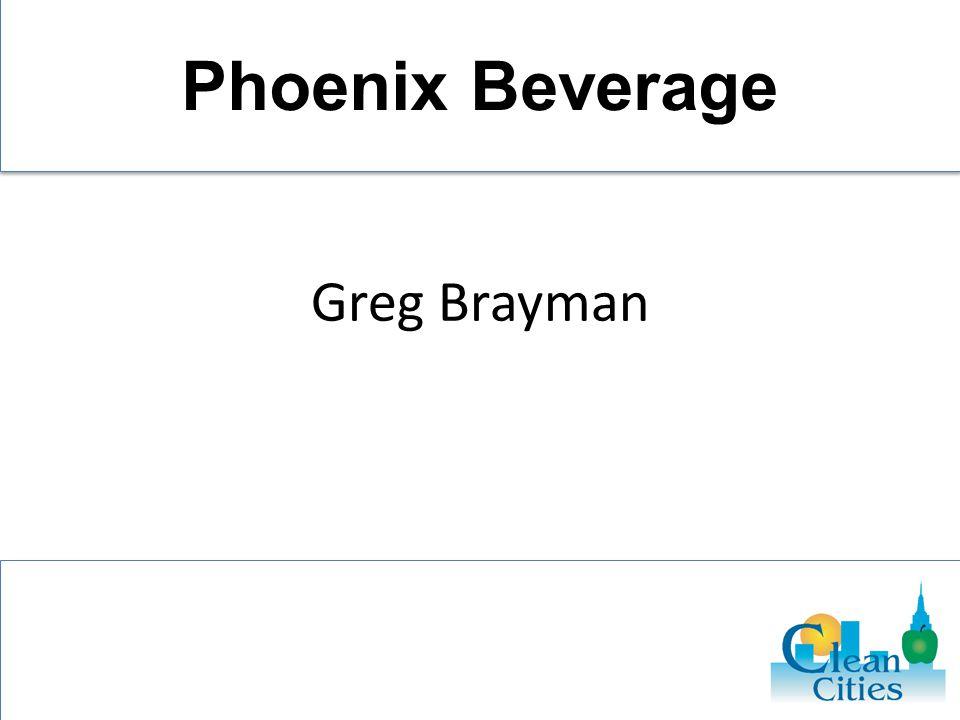 Greg Brayman Phoenix Beverage