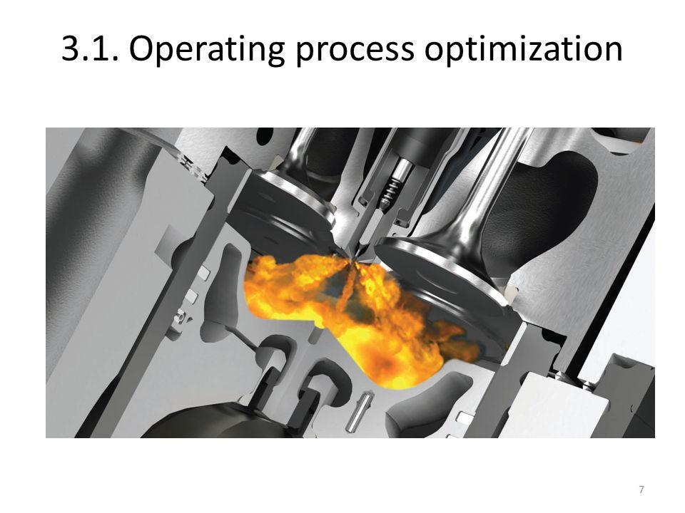 3.1. Operating process optimization 7