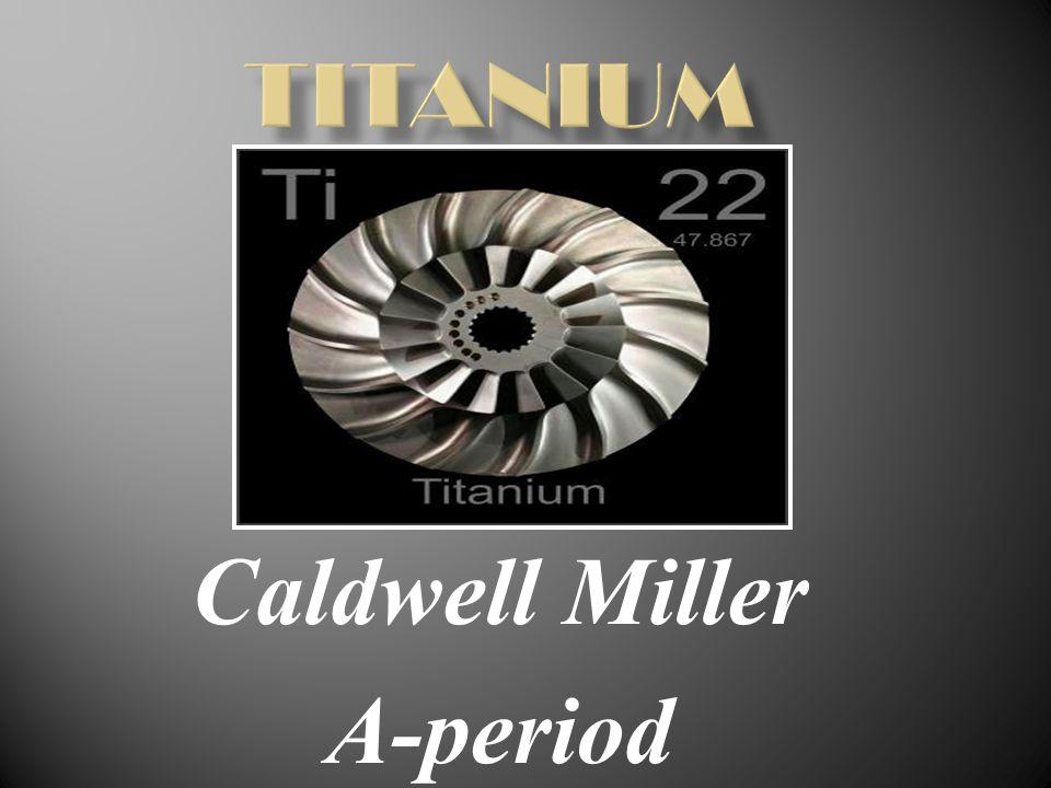 Caldwell Miller A-period