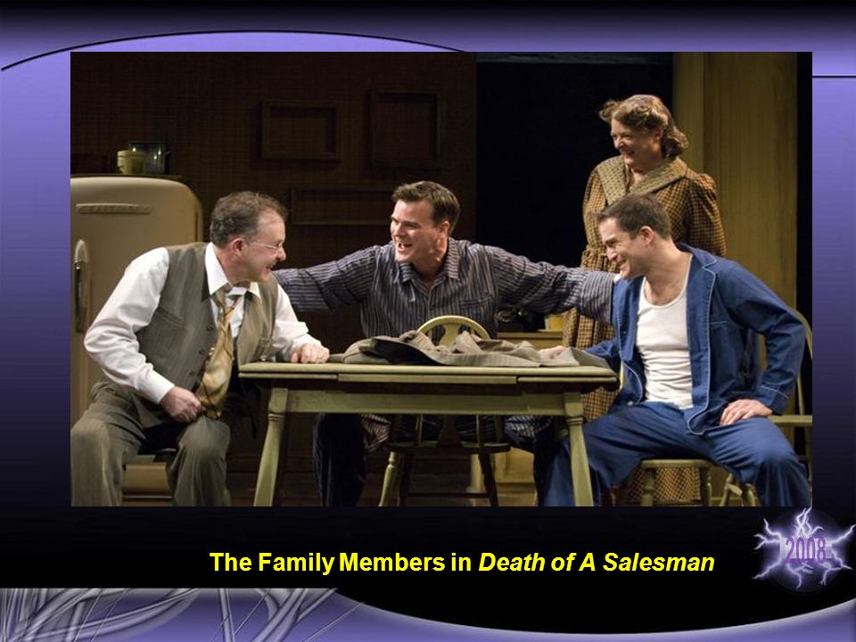 The Family Members in Death of A Salesman