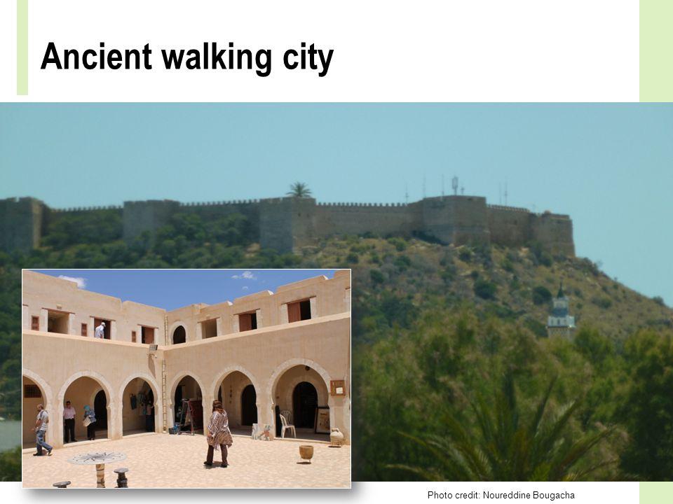 Ancient walking city Photo credit: Noureddine Bougacha