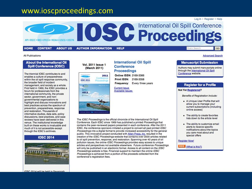 www.ioscproceedings.com