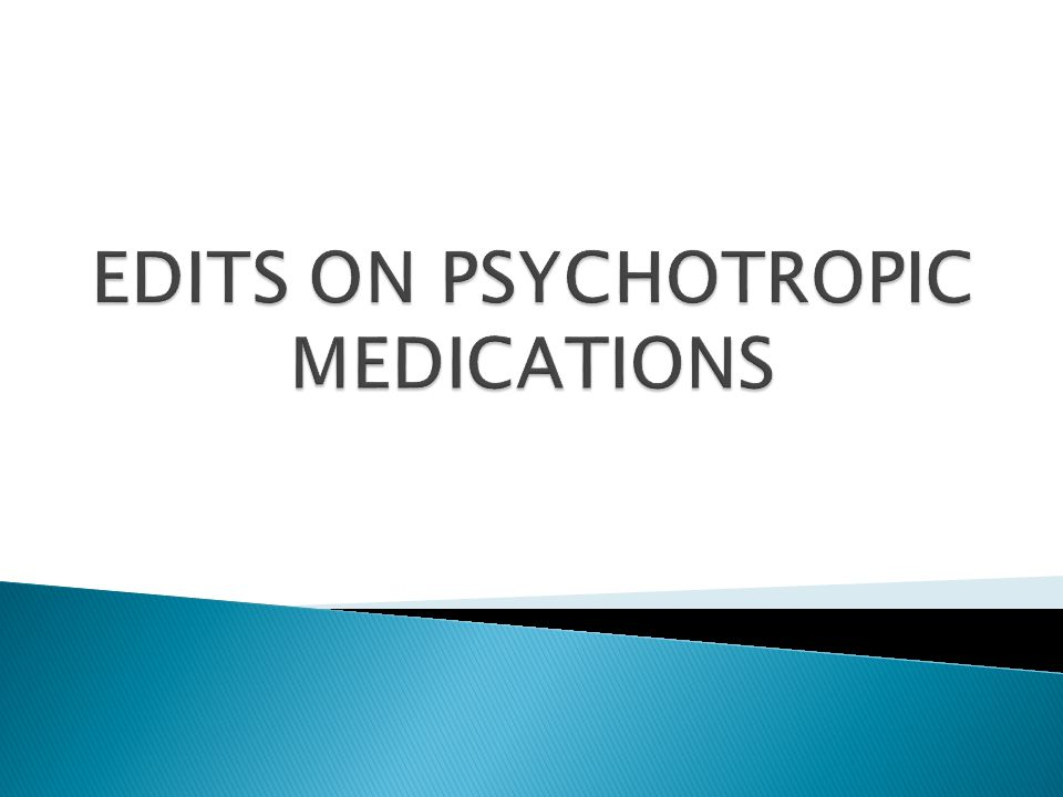 January 2013 Medicaid Pharmacy Program hired 1 ½ FTE psychiatrists:  Now questioning the diagnoses on manual review requests;  Currently reviewing antipsychotic utilization patterns in children;  Reviewing Medicaid drug profiles of children who are receiving >5 mental health drugs & consulting with the prescribers regarding the therapy;  Reviewing PA exception from prescribers who request to waive the required metabolic labs for the child;