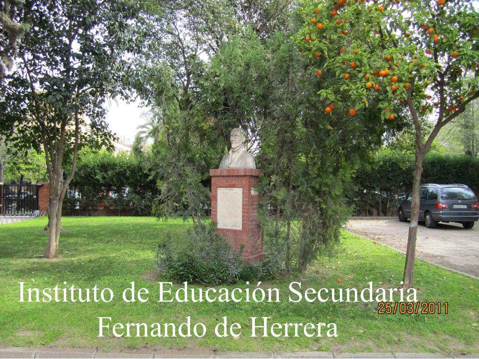 Instituto de Educación Secundaria Fernando de Herrera