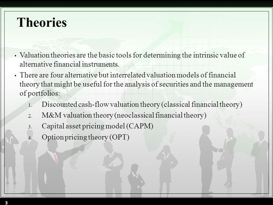 4.3 COMMON-STOCK VALUATION (4.4) 14
