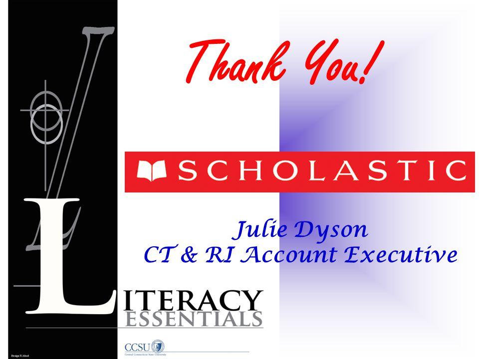 Julie Dyson CT & RI Account Executive
