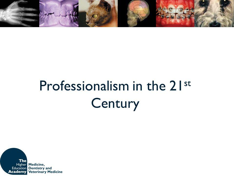 Competing models Professionalism Consumerism Regulation Management Accountability