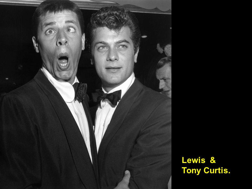 Dean Martin & Jerry lewis.