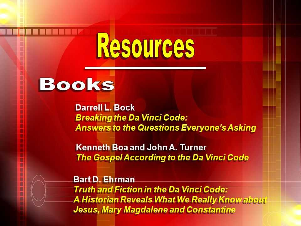 Darrell L. Bock Breaking the Da Vinci Code: Answers to the Questions Everyone's Asking Darrell L.