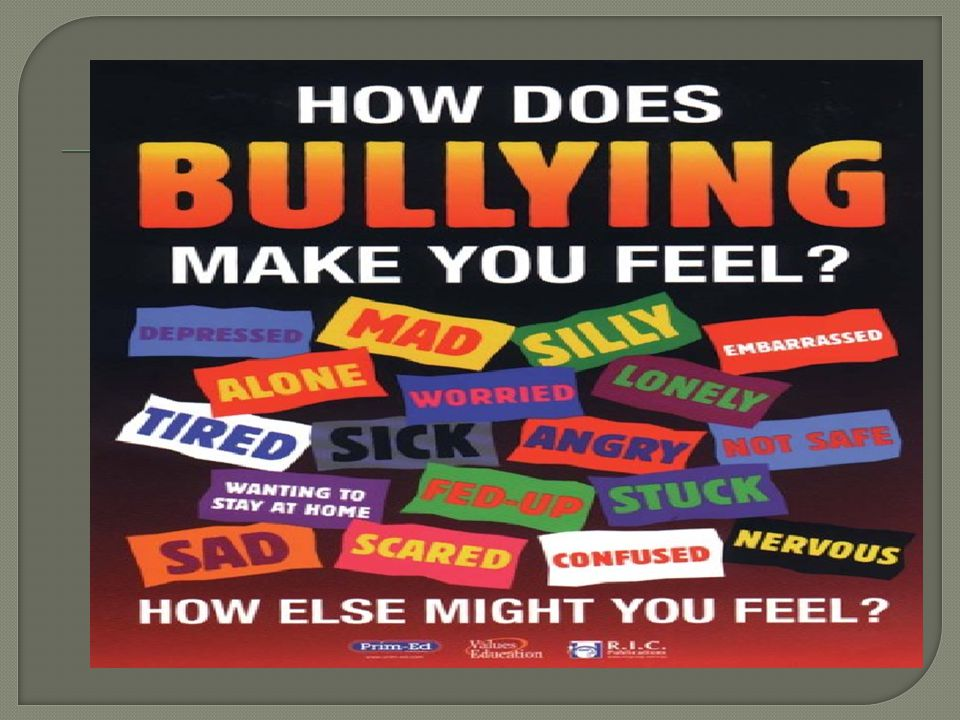 Many parents and teachers are at a loss in dealing with bullying effectively.