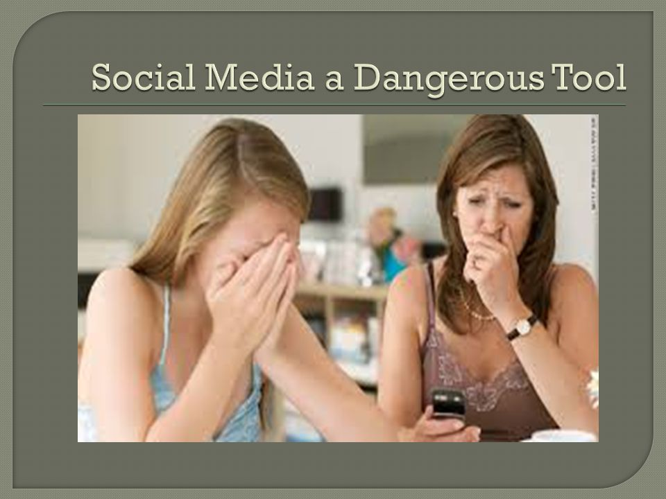  Social media and mobile communication are an easier method than ever for young people to share, but people also create an environment for bullying as an inescapable and faster method than ever before.
