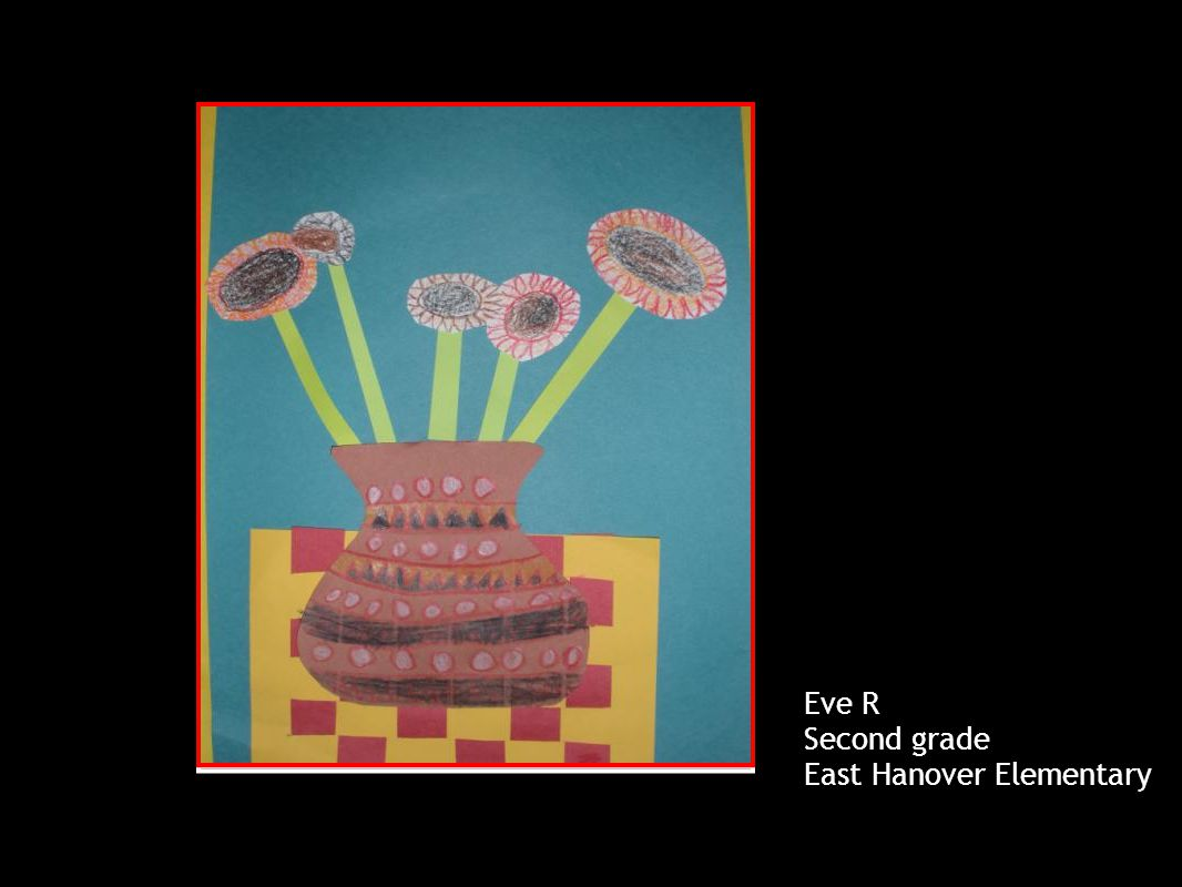 Eve R Second grade East Hanover Elementary
