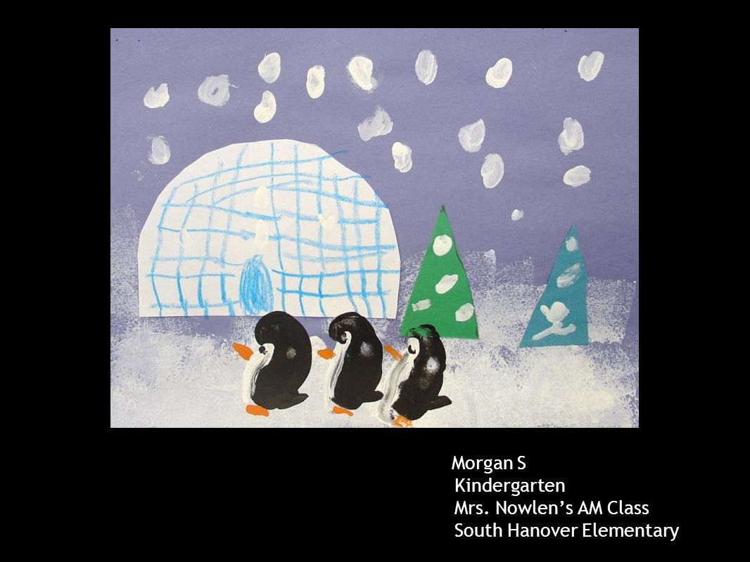 Morgan S Kindergarten Mrs. Nowlen's AM Class South Hanover Elementary