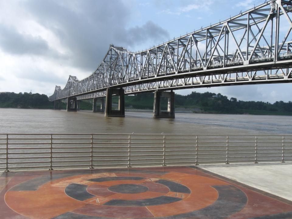 The Bridge at Natchez,MS
