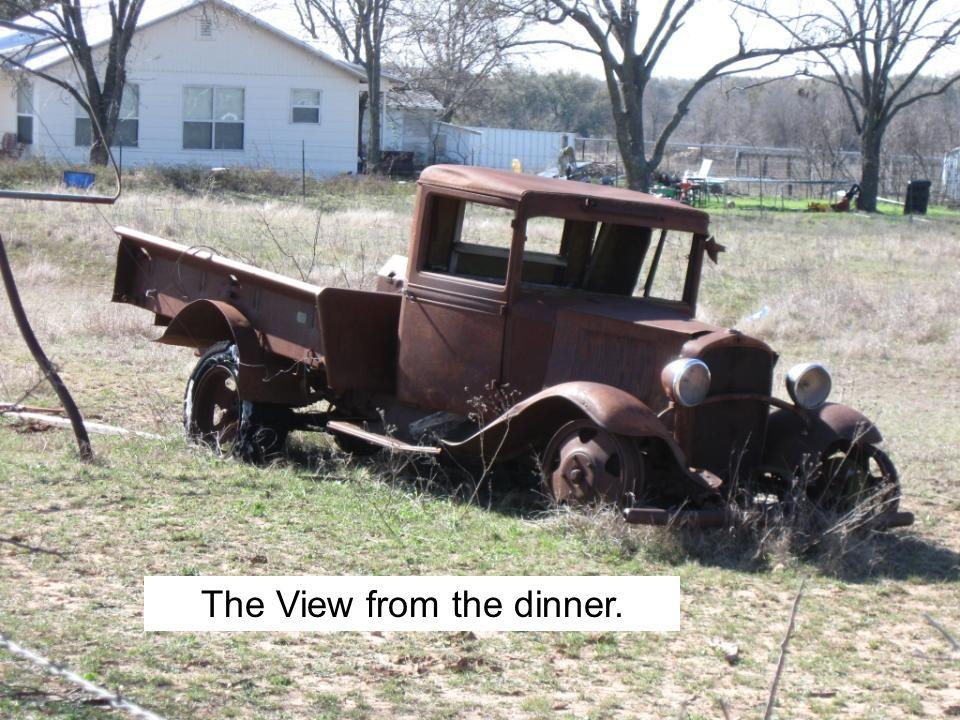 Fine Dining near Priddy,TX.