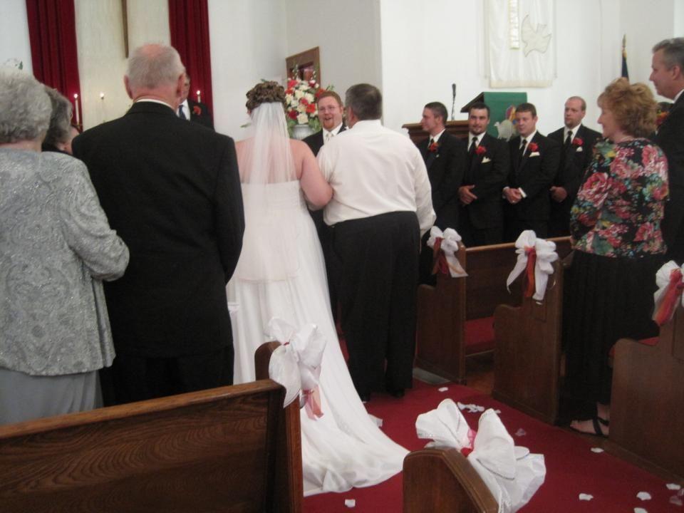 Wedding at the Chapel.