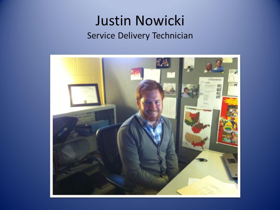 Jeremiah Moebs Service Delivery Technician
