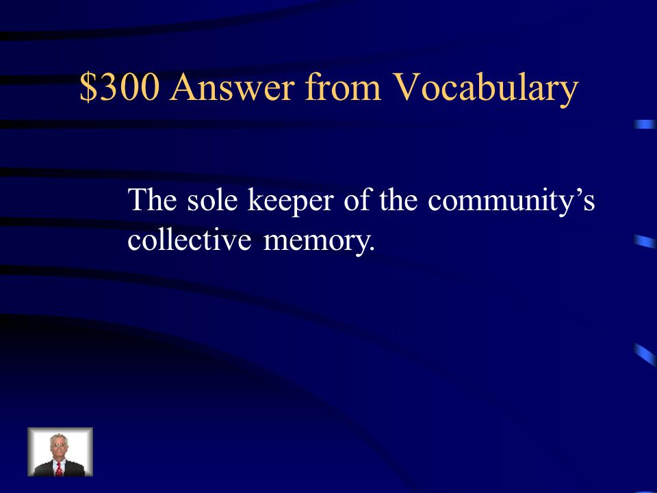 $300 Question from Vocabulary Define the term Assignment of Receiver of Memory.