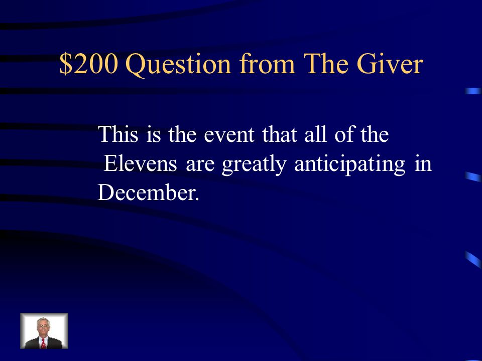 $200 Question from Punctuation What punctuation mark should be inserted in the blank.