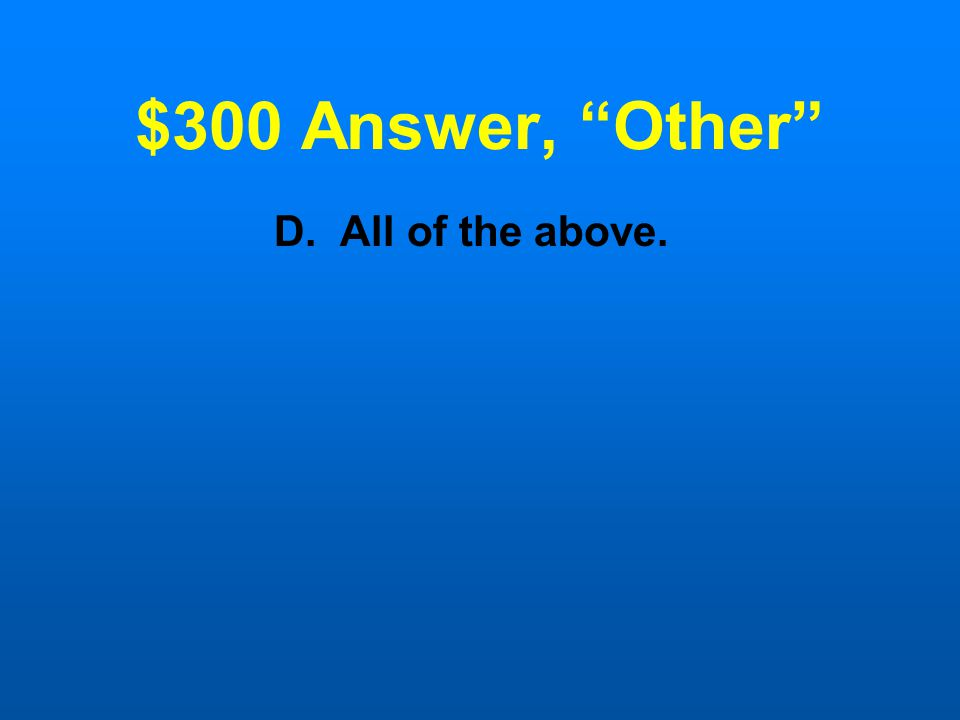 $300 Question, Other How can we tell what is the author's point of view.