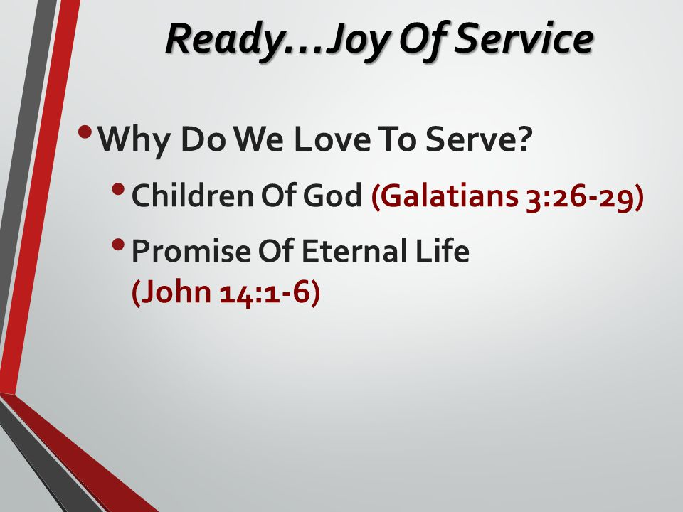 Moving From Duty To Sacrifice Not Grudgingly (2 Corinthians 9:7) Living Sacrifice (Romans 12:1-2) First Gave Themselves (2 Corinthians 8:1-5) Sacrificial Priority (Matthew 6:33) Ready…Joy Of Sacrifice