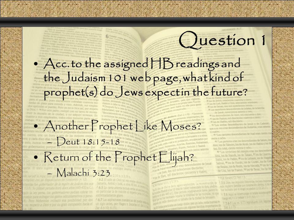 Question 1 Acc.