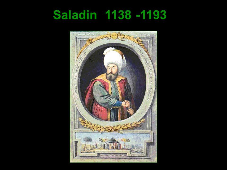 Saladin 1138 -1193