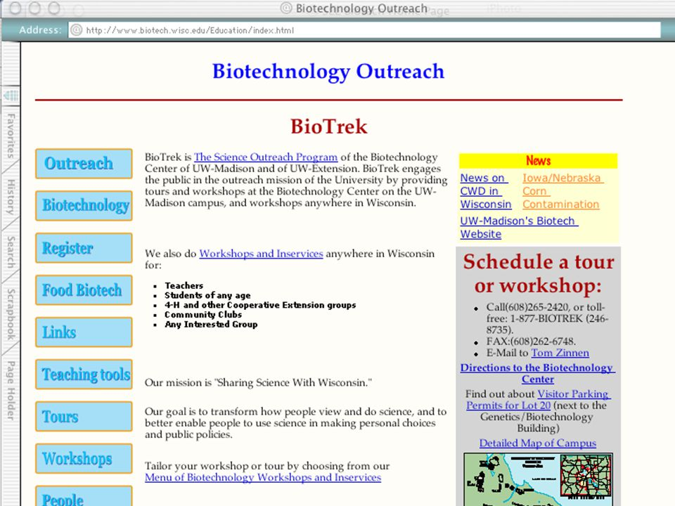 December 4, 2002 Biotechnology Workshop IAFE Annual Conference