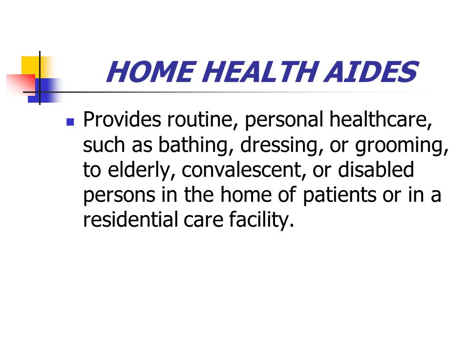 NURSE AIDE EDUCATION/TRAINING (2/2) Nurse aide training is offered in high schools, vocation-technical centers, some nursing homes and some community colleges.