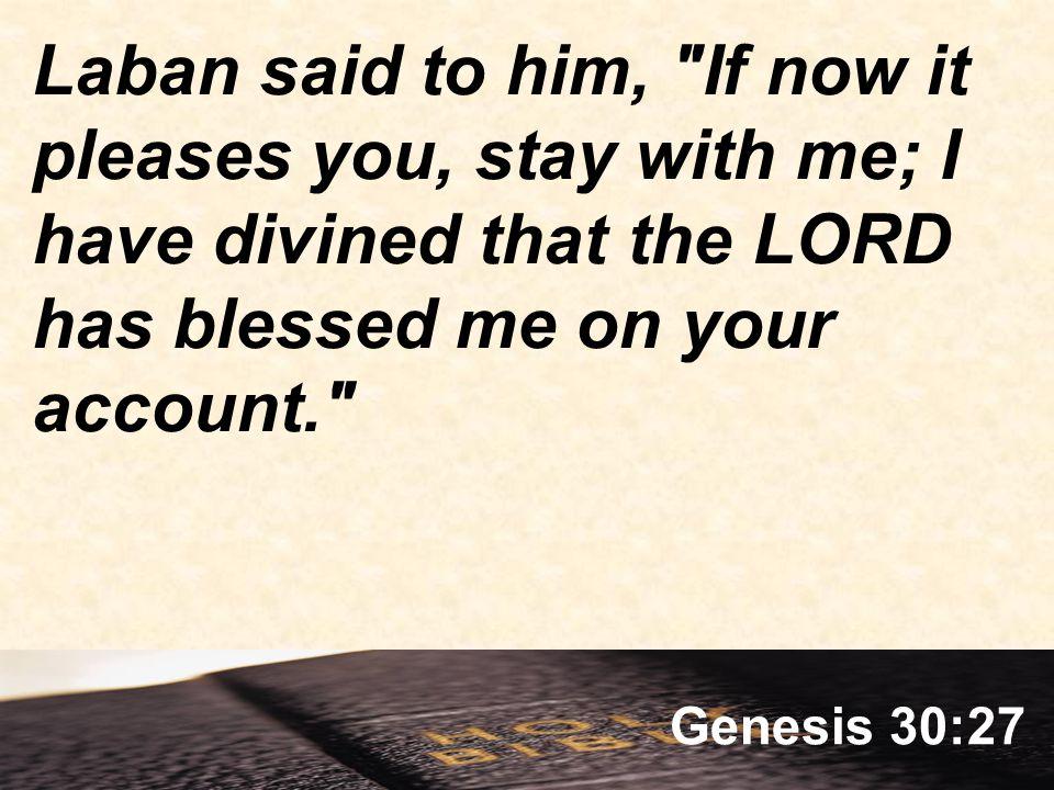 Encountering God Part 13: Is God your God?