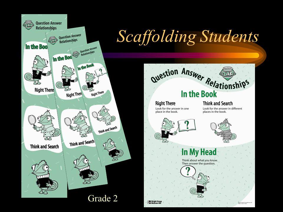 Scaffolding Students Grade 2
