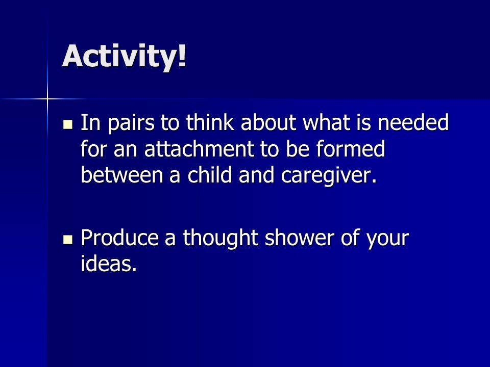Activity.