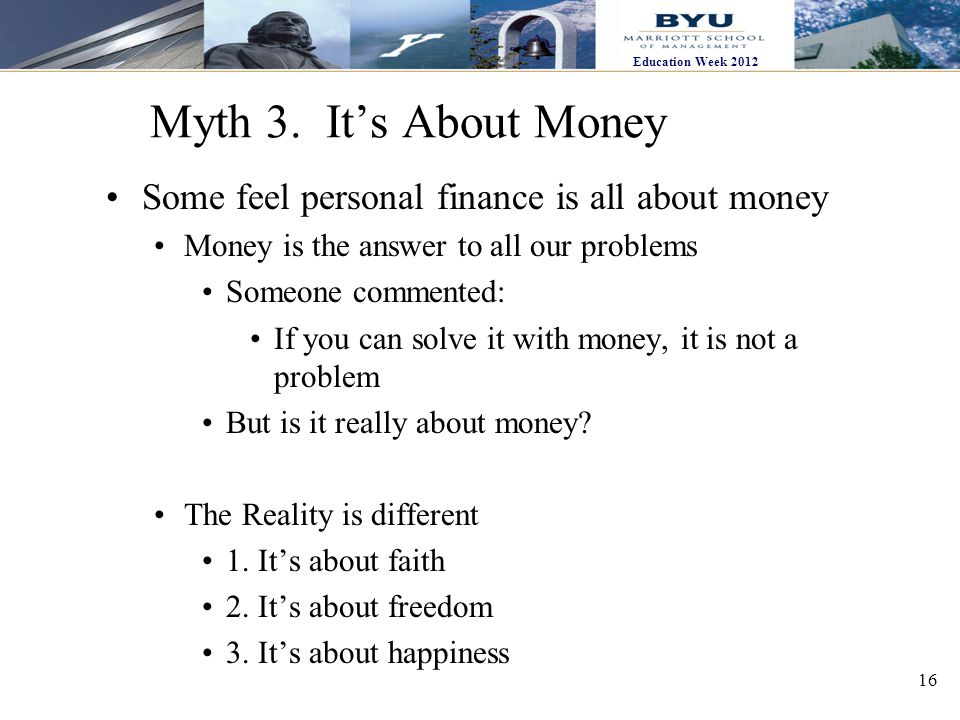 16 Education Week 2012 Myth 3.