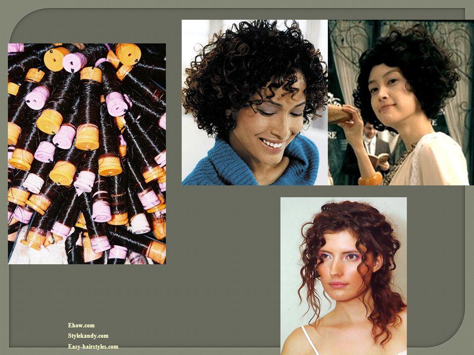 Ehow.com Stylekandy.com Easy-hairstyles.com