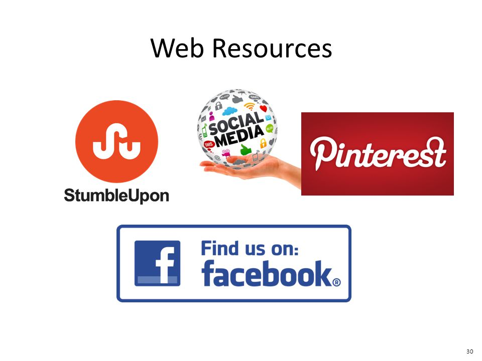 30 Web Resources