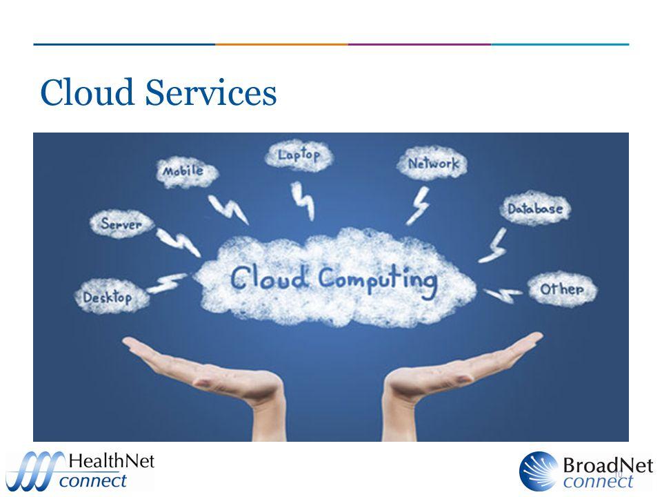 Cloud Services 10